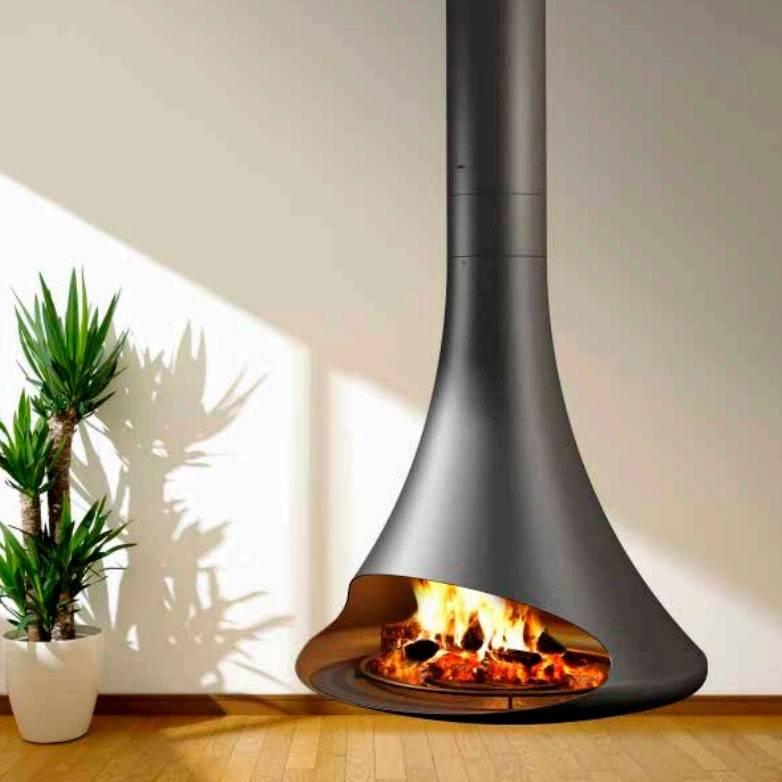 Какой дымоход лучше сделать для камина: определяемся с материалом и типом конструкции