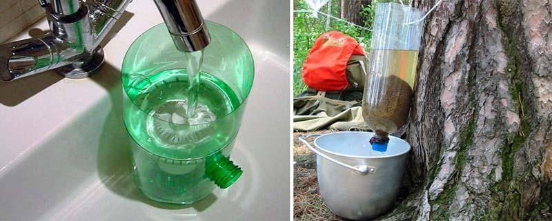 Как использовать угольный фильтр для очистки воды в домашних условиях
