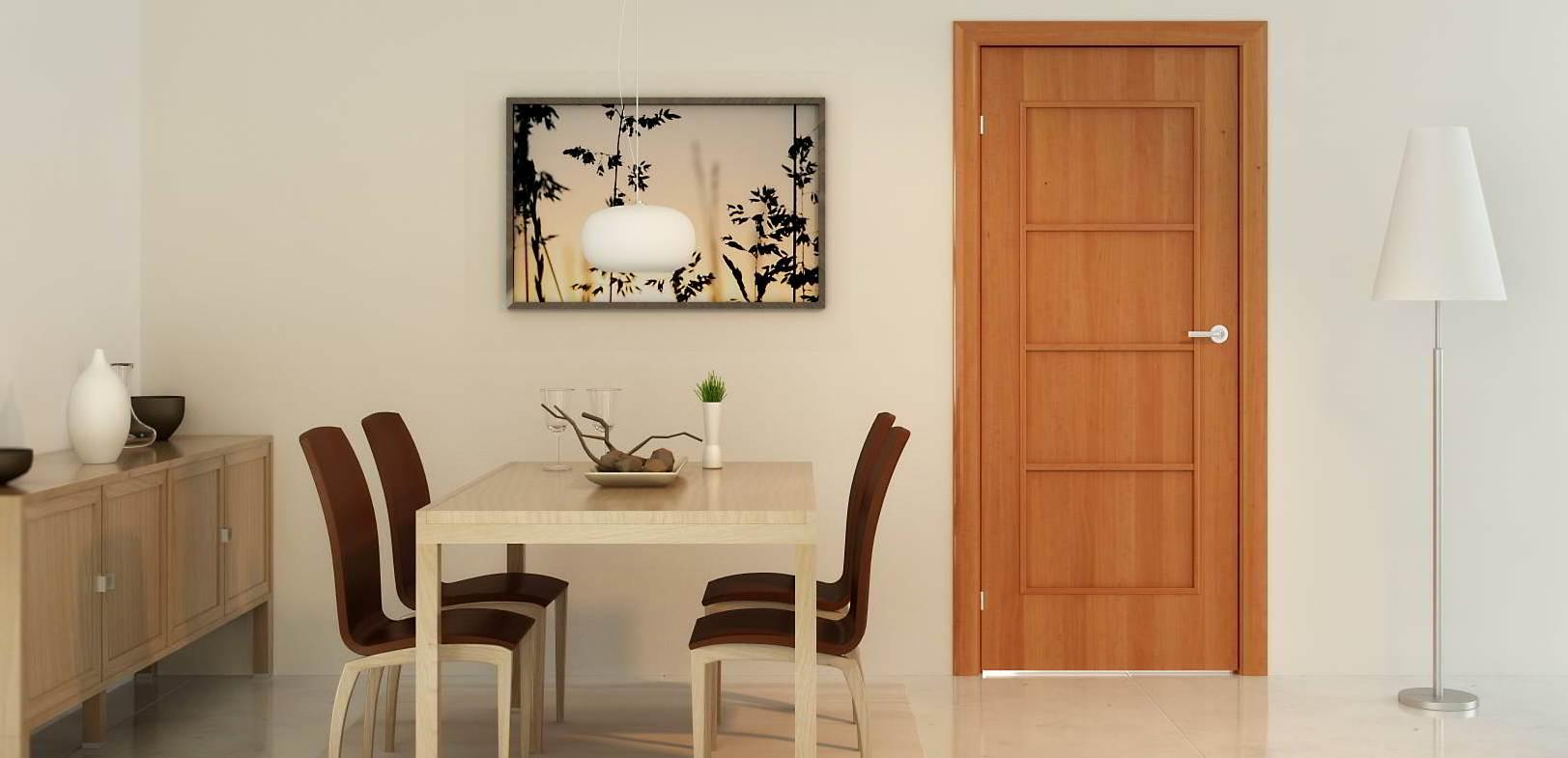 Ламинированные двери (41 фото): что это такое, межкомнатные конструкции из пвх и мдф с покрытием из ламината, белые модели и цвета орех