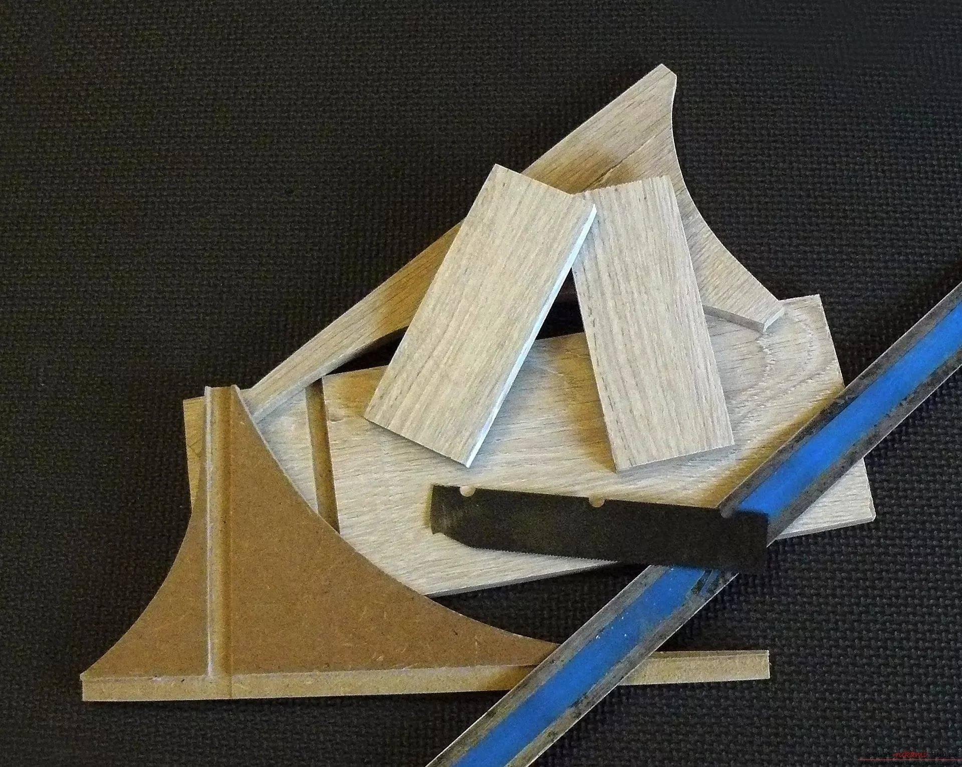 Что сделать из остатков ламината - идеи и реализации | стройсоветы