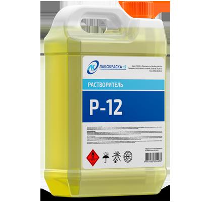 Применение акрилового растворителя р-12: состав и технические характеристики