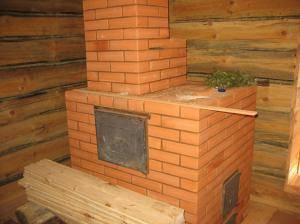 Проекты бань из кирпича с комнатой отдыха и террасой, строительство кирпичных печей для баньки 6х6 своими руками: инструкция, фото и видео-уроки, цена