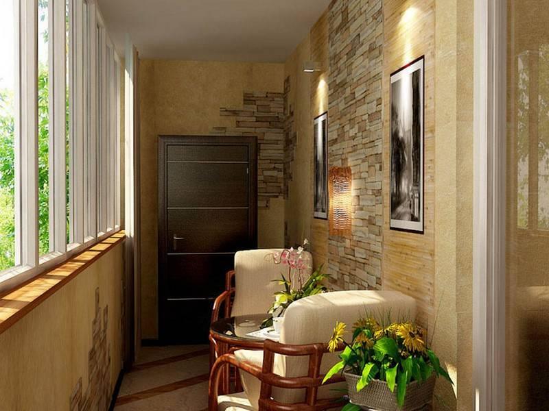 Дизайн лоджии (125 фото): современный интерьер лоджий 3 и 6 метров, идеи