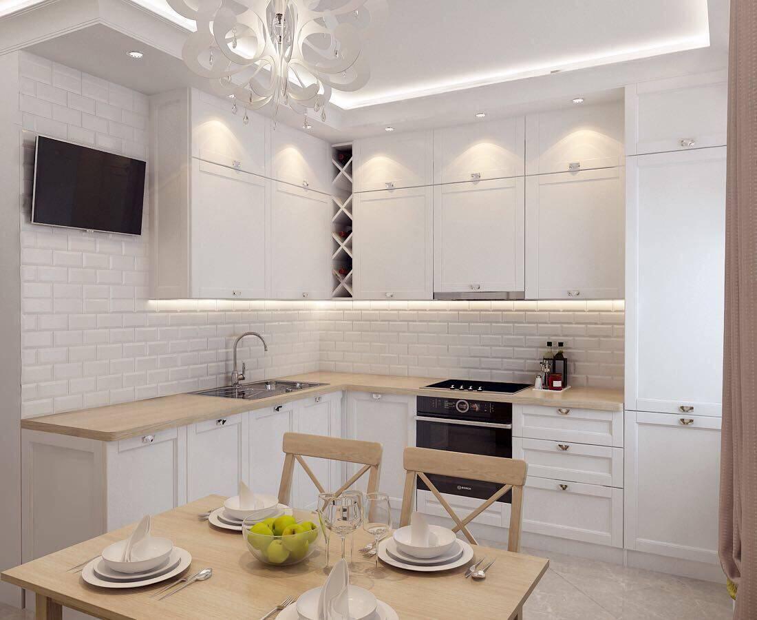Скандинавский стиль в интерьере кухни: создаем уютный дизайн
