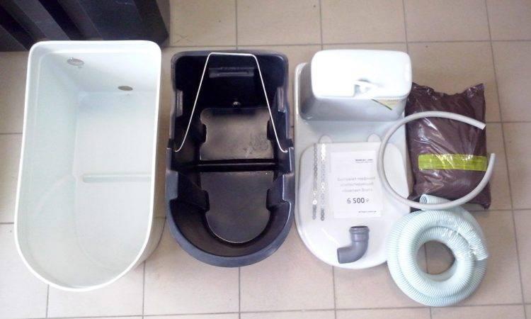 Биотуалет для дачи без запаха и откачки, достоинства и недостатки