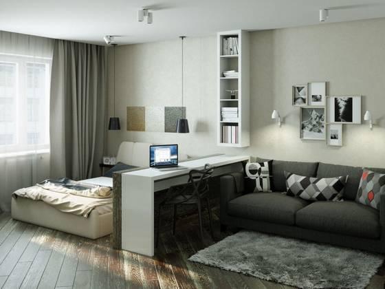 Простой способ освежить интерьер: перестановка мебели (несколько вариантов)