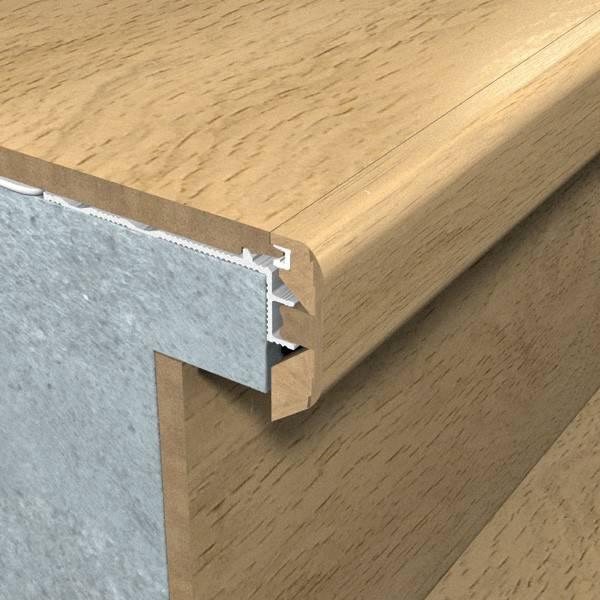 Ступени для лестниц из ламината: отделка своими руками, особенности обшивки (инструкция, фото и видео)