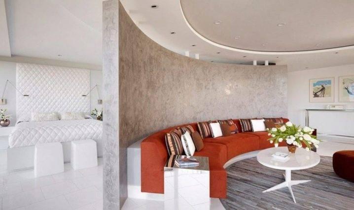 Штукатурка стен — декоративная отделка, варианты применения и необычные идеи интерьера (105 фото)