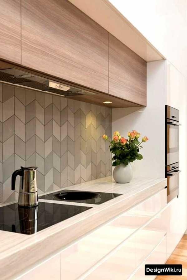Белая кухня с черной столешницей (28 фото в интерьере): 5 подсказок по дизайну