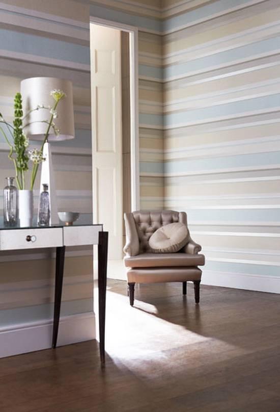 Комбинированная покраска стен в два и более цвета: 10 вариантов дизайна   домфронт