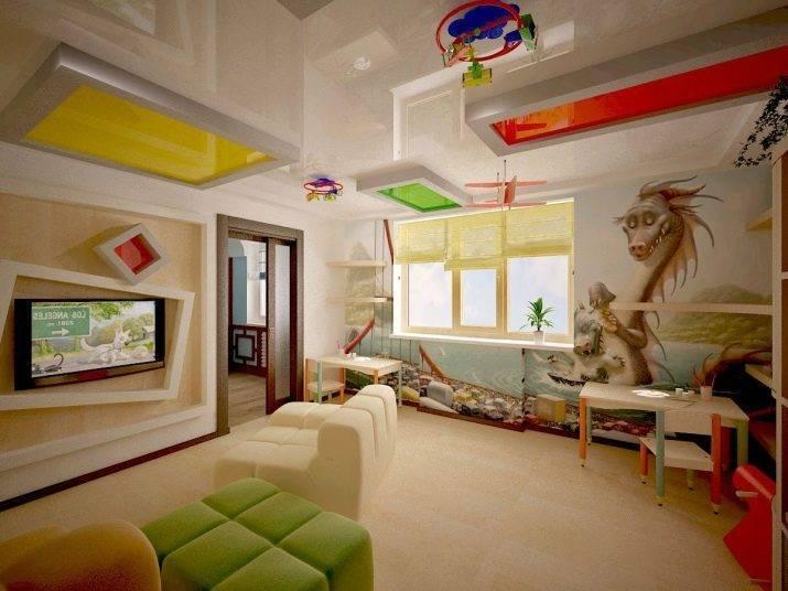 Какой лучше выбрать потолок в спальне: 99 фото, красивые и стильные идеи