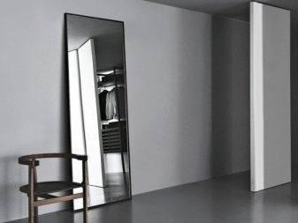Зеркала в интерьере: разнообразие моделей и правила расположения