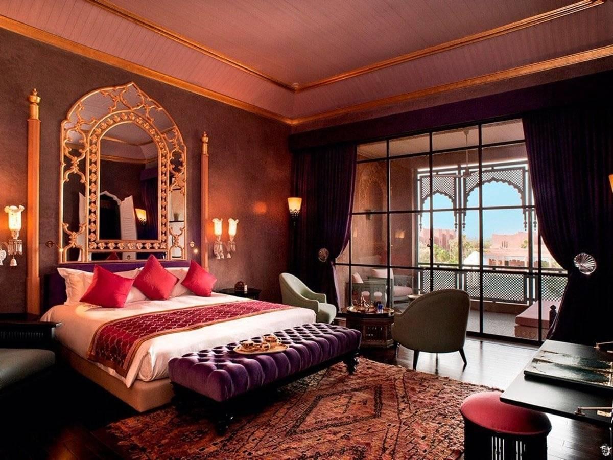 Интерьер в марокканском стиле | home-ideas.ru