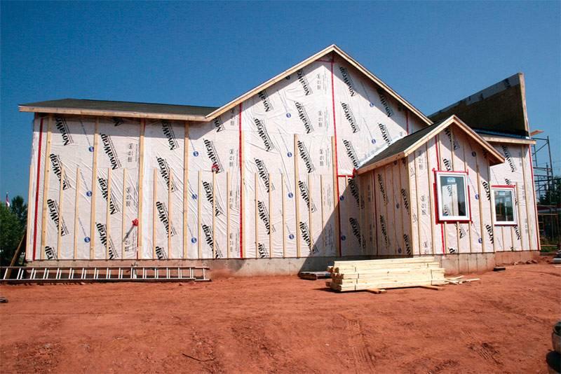 Выбор лучшего утеплителя для каркасного дома – сравнение материалов