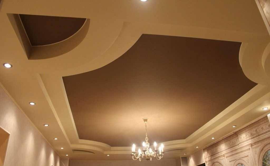 Тканевый натяжной потолок своими руками, как сделать монтаж, преимущества двухуровневых конструкций, подробное фото +видео