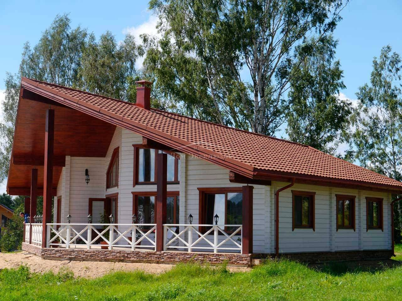 Дом из бруса: плюсы и минусы для постоянного проживания, отзывы владельцев