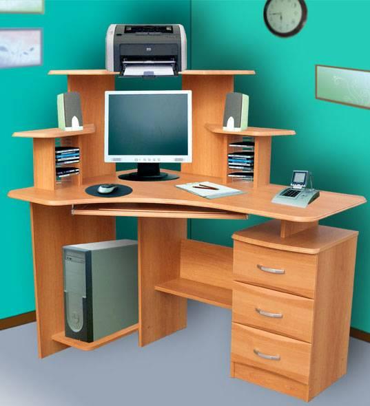 Игровой компьютерный стол – что это такое, как правильно выбрать, какие есть размеры?