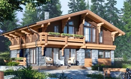 Мужчин строит дом без денег в кармане – что у него вышло и из чего дешевле построить дом