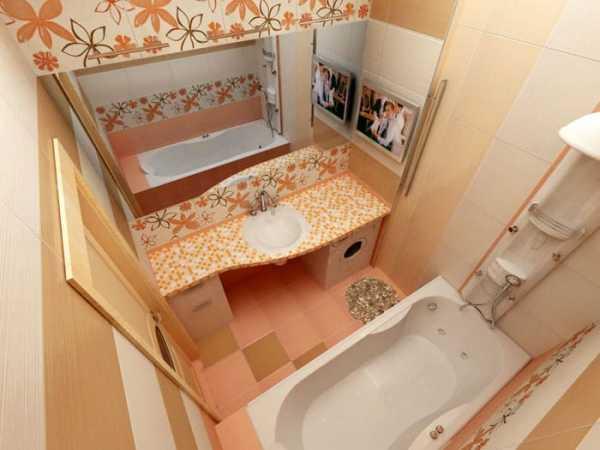 Интересные решения оформления ванной комнаты аксессуарами