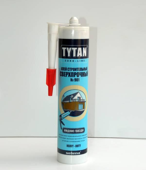 Клей титан инструкция по применению