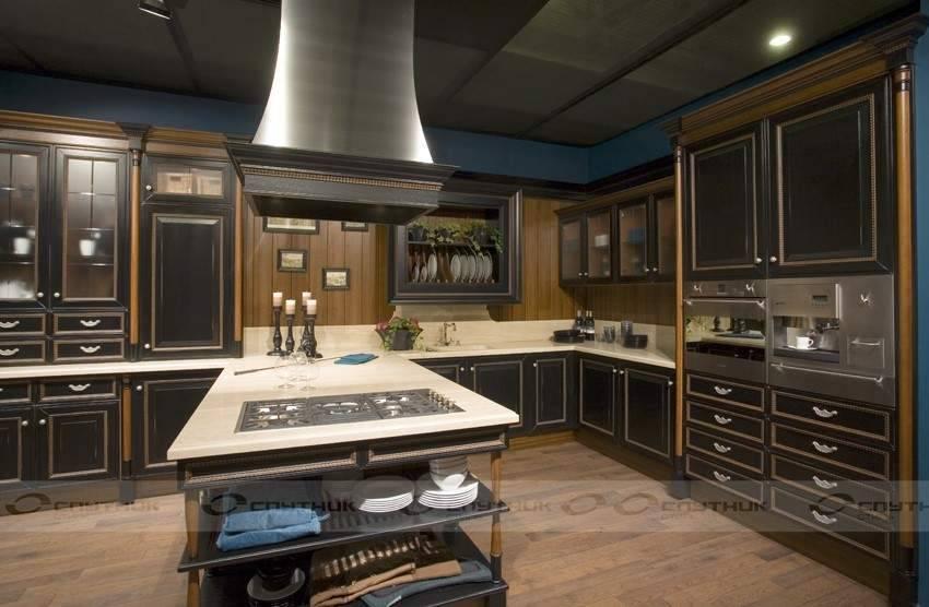 Как сделать кухню уютной, комфортной и модной с помощью цвета