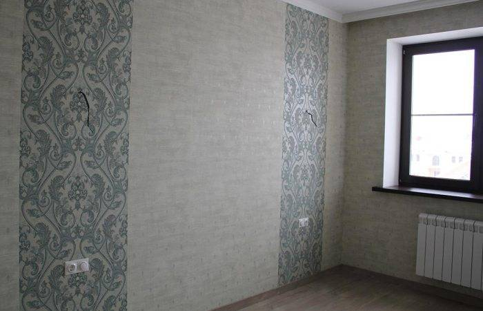 Как клеить флизелиновые обои правильно на стены, учитывая все важные нюансы