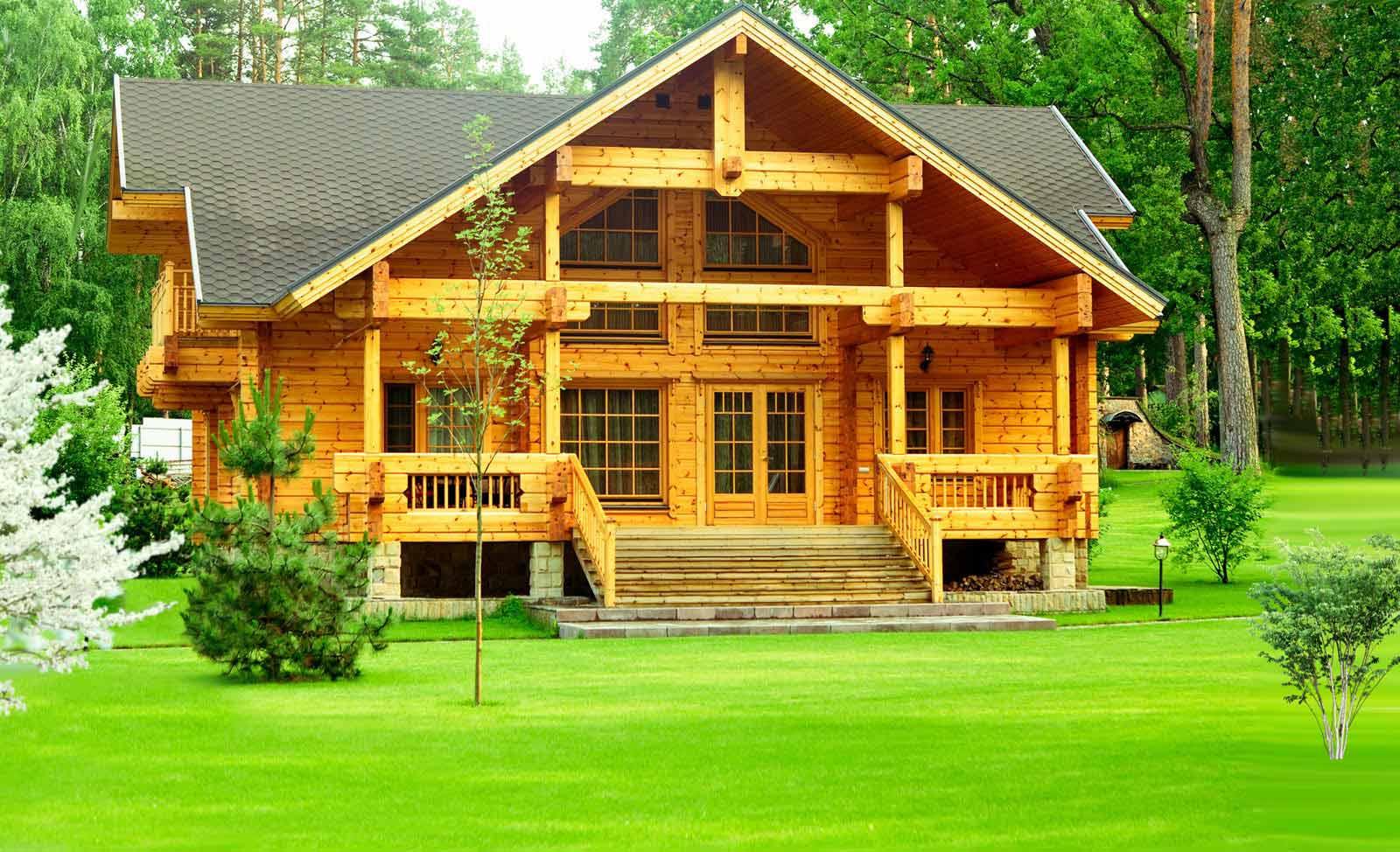 Деревянный дом своими руками: пошаговое описание как построить самостоятельно дом от а до я