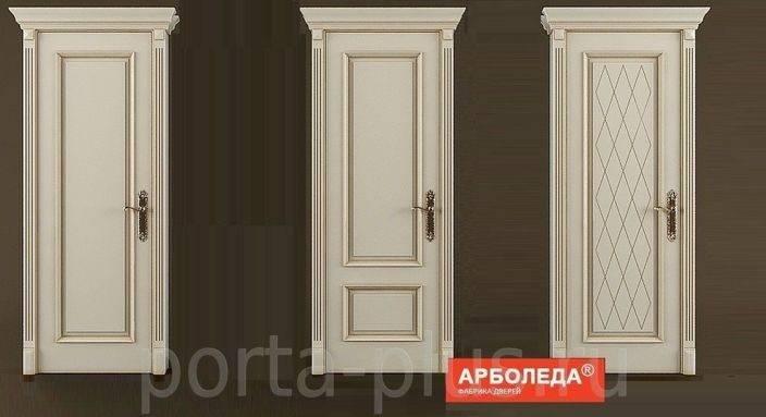 Импортные и отечественные межкомнатные двери