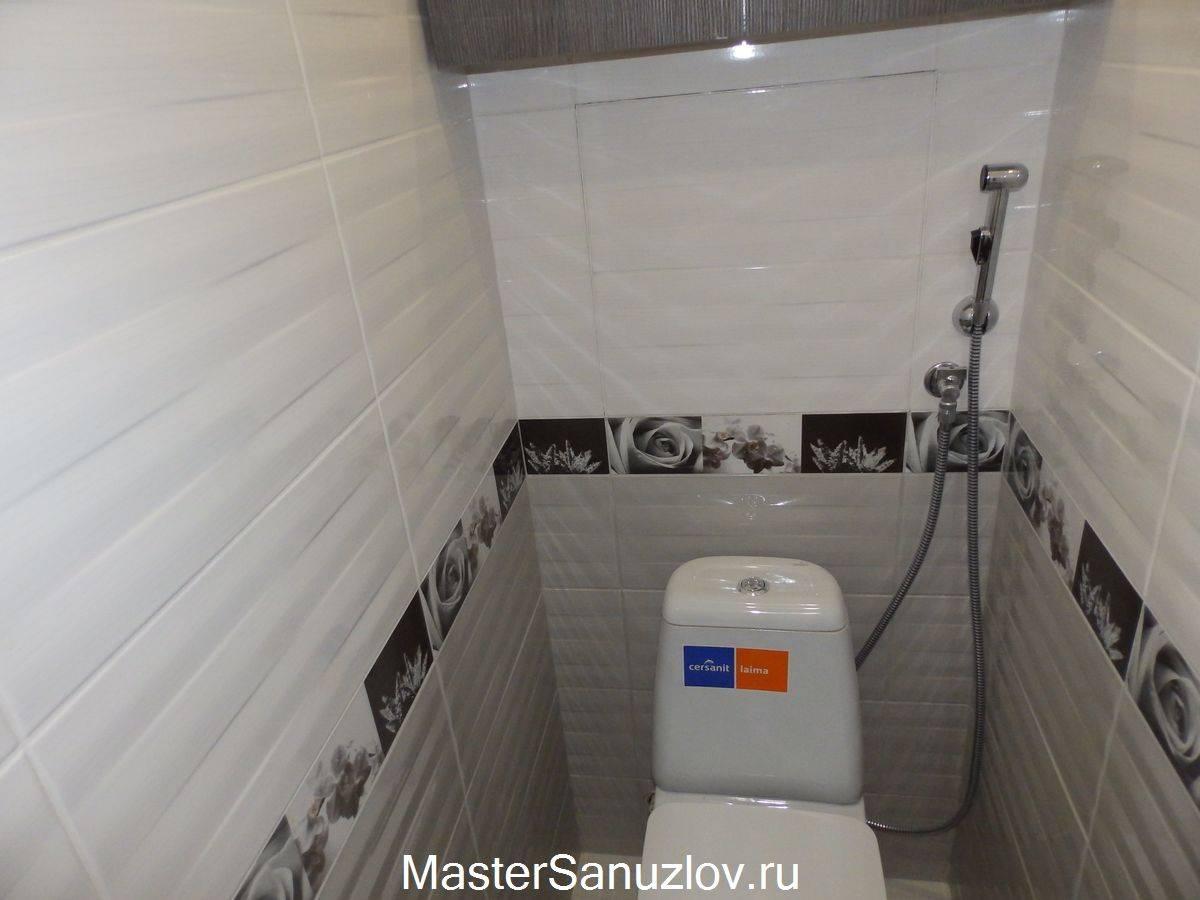 Особая атмосфера: дизайн интерьера для маленького туалета
