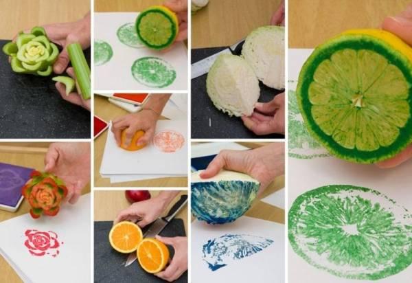 Декор кухни своими руками: фото идеи
