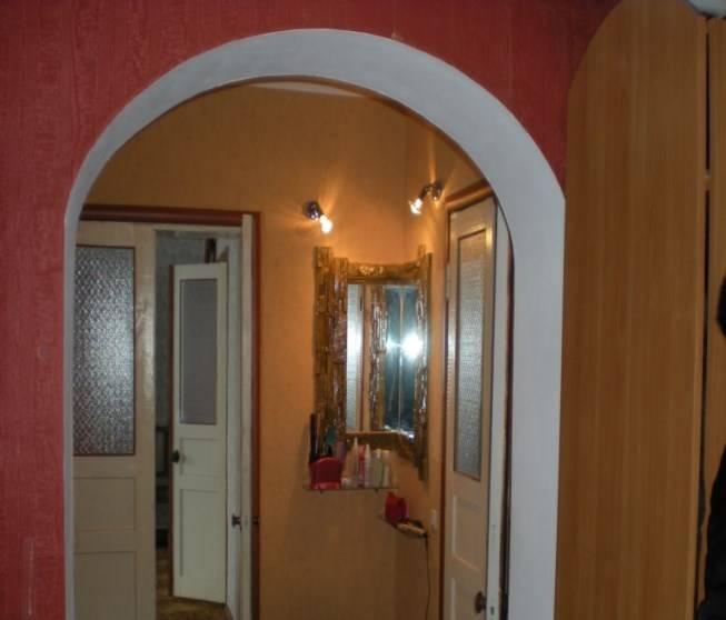 Арка из гипсокартона своими руками: дверная, межкомнатная, пошаговая инструкция