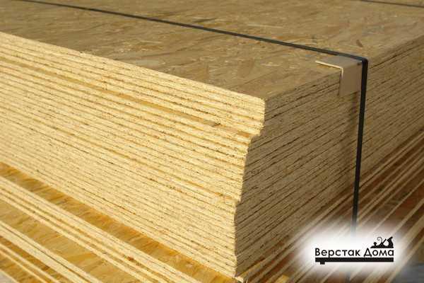 Размеры осб плиты, стандартные osb листы и панели, габариты листов осб толщиной 9 мм