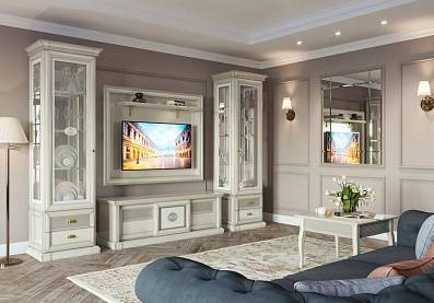Угловые стенки в гостиную: особенности и рекомендации по выбору