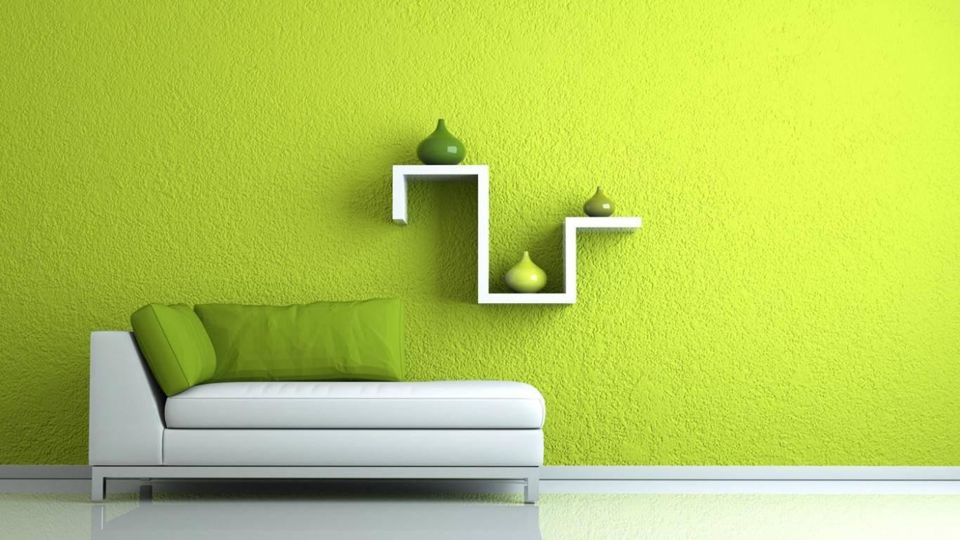 100 лучших идей дизайна: фисташковый цвет в интерьере на фото
