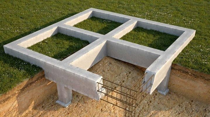 Правила и способы расчета фундамента