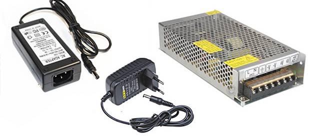 Подключение led лент к 220 вольт
