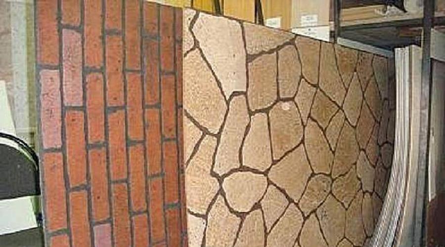Панель под кирпич для внутренней отделки стены, их виды и особенности