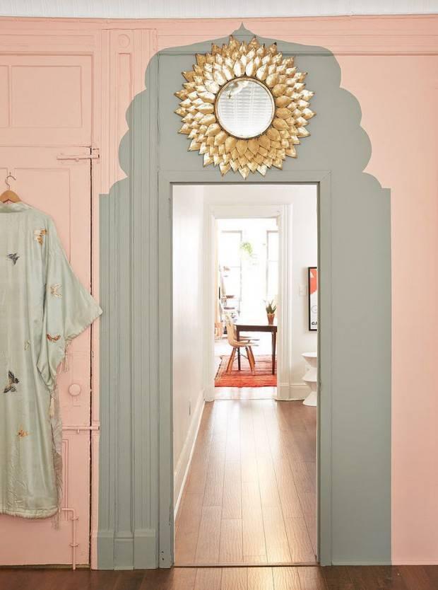 Как оформить дверной проем без двери на кухню, отделка и декор дверных проемов в зал