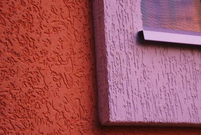 Фасадная штукатурка по пенопласту после утепления