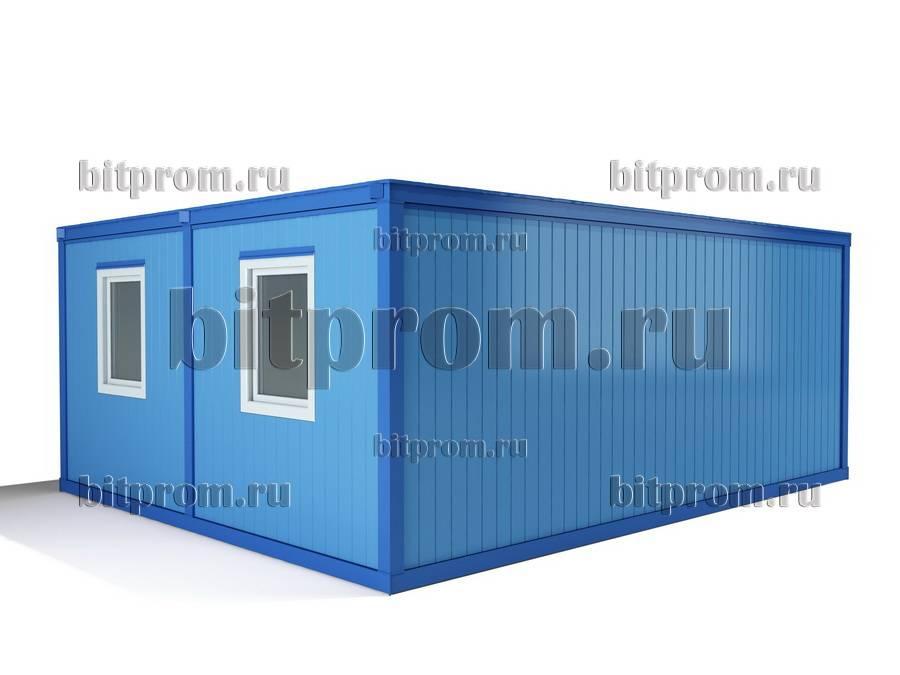 Модульные дома из блок-контейнеров под ключ – лучший вариант для дачи