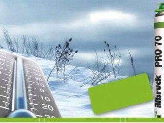 Выбираем монтажную пену для работ при минусовой температуре — разбираемся во всех нюансах