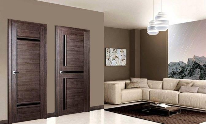 Какие межкомнатные двери лучше выбрать для квартиры – на что обращать внимание, разновидности конструкций и дизайнов