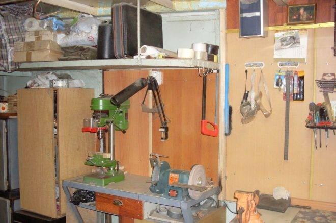 ➤ полезные приспособления для обустройства гаража своими руками | мы строители ✔1