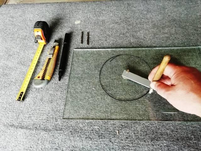 Можно ли резать плиткорезом стекло. как нарезать стекло без стеклореза   все о ремонте
