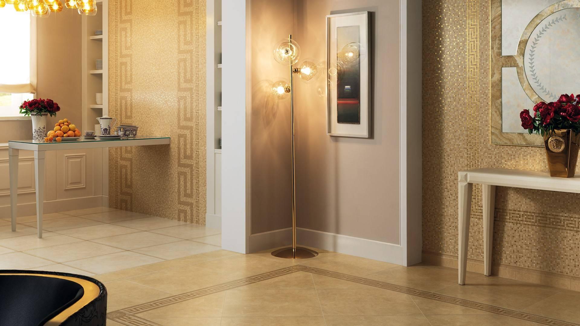 Светлая плитка на пол ( 38 фото): напольные изделия в интерьере, сочетания темных и светлых тонов