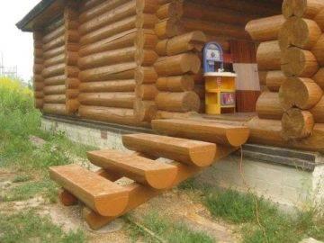 Крыльцо из бетона: материалы и этапы строительства бетонного крыльца