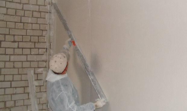 Снип штукатурные работы | штукатурка стен допуски