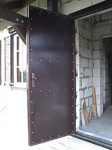 Пошаговая инструкция по изготовлению железных дверей своими руками