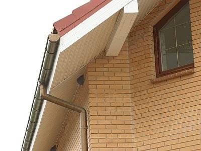 Подшивка карниза крыши (85 фото): устройство карнизного подшива кровли, размеры по нормам гост, варианты монтажа свесов