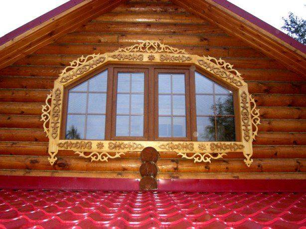Установка наличников на окна в деревянном доме своими руками, виды наличников, для чего нужны наличники